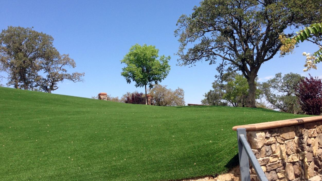 Artificial Grass Installation in San Luis Obispo, California