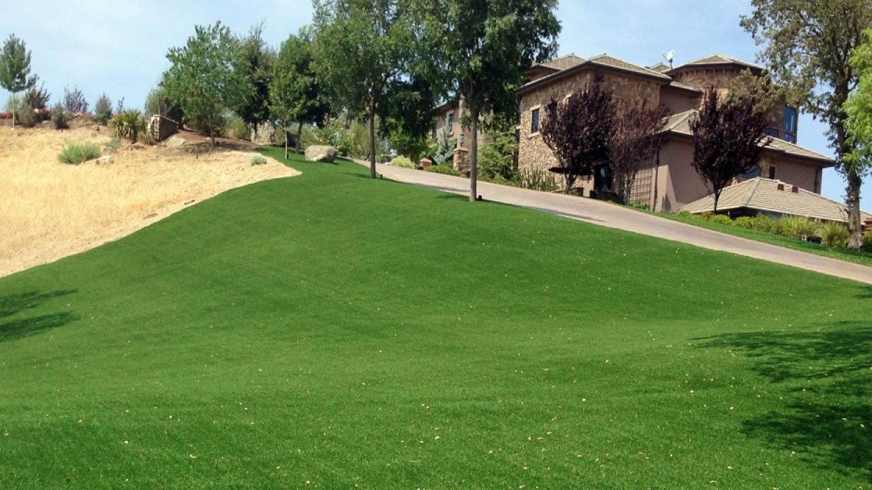 Artificial Grass Installation in Malibu, California