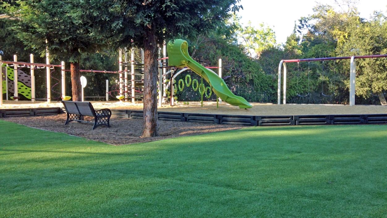 Artificial Grass Installation in Beverly Hills, California