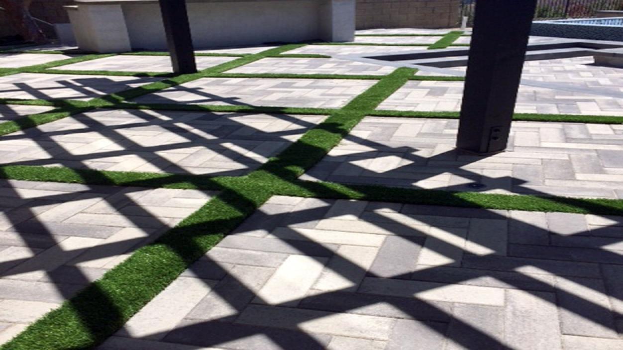 Artificial Grass Installation in Hillsborough, California