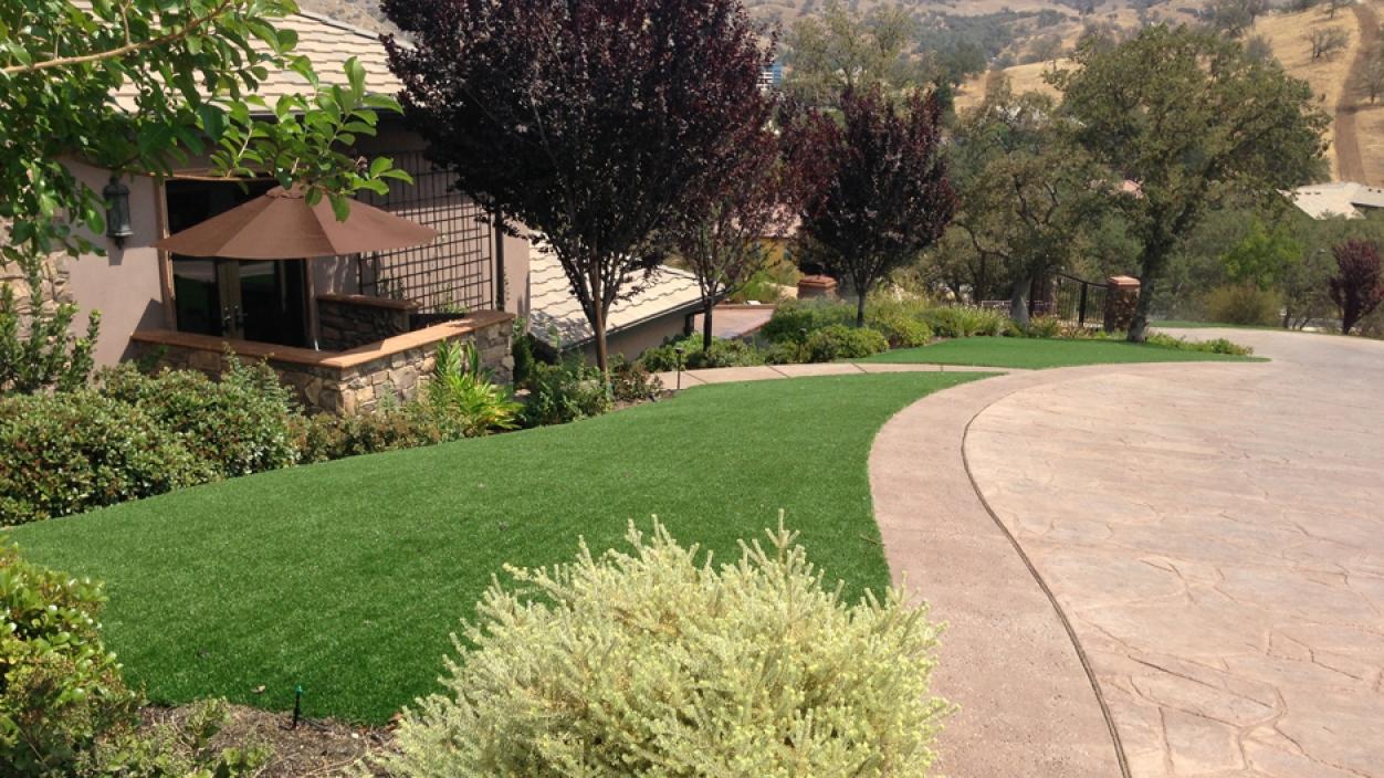 Artificial Grass Installation In Danville, California