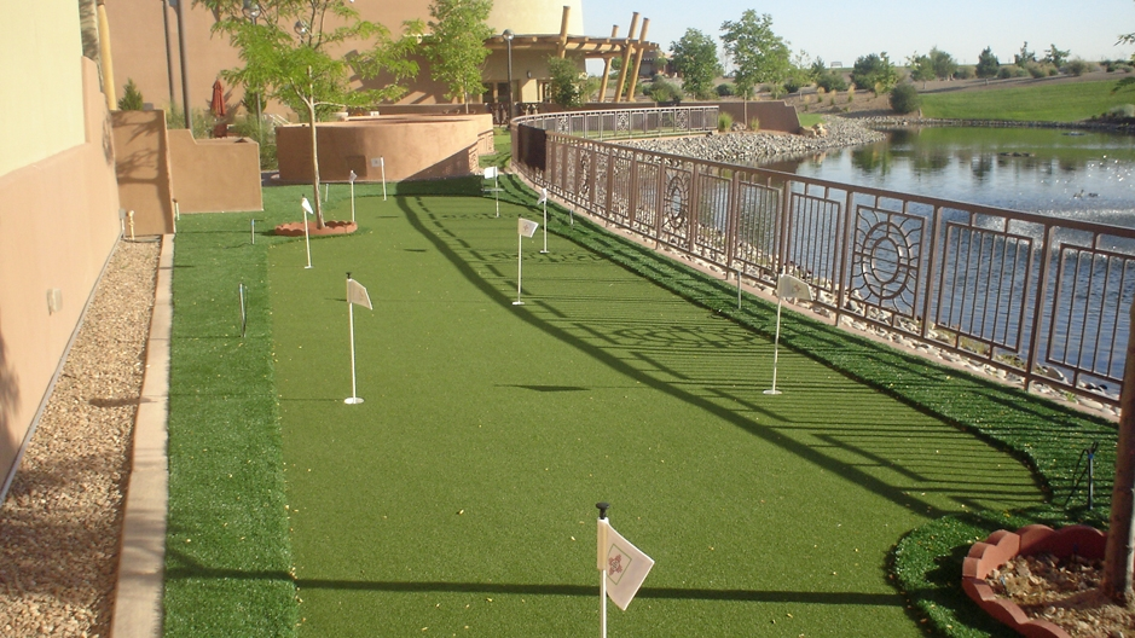 Artificial Grass In Albuquerque, New Mexico