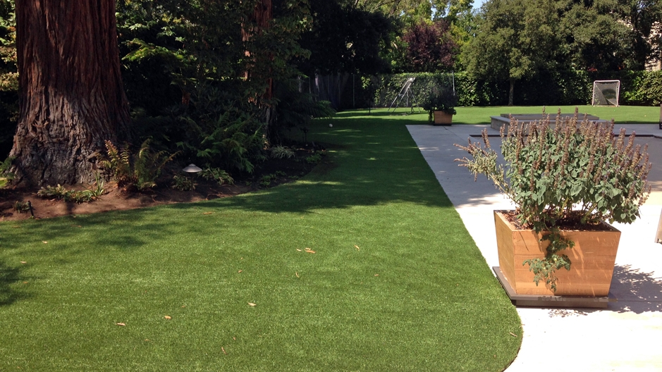 Artificial Grass Installation In Redwood City, California