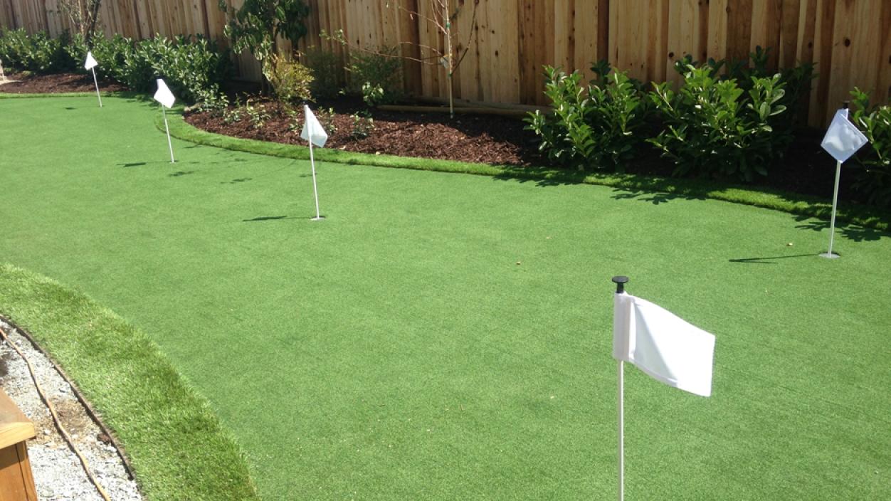 Artificial Grass Installation In Orinda, California