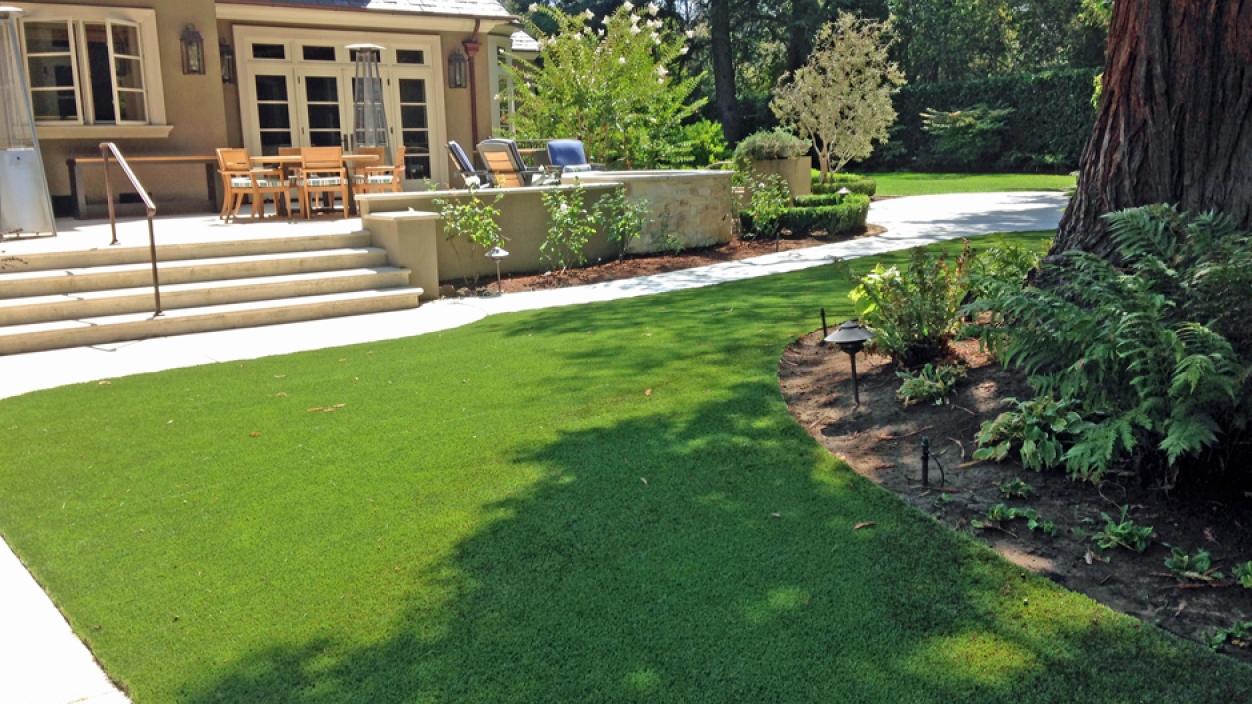 Artificial Grass Installation In Hidden Hills, California