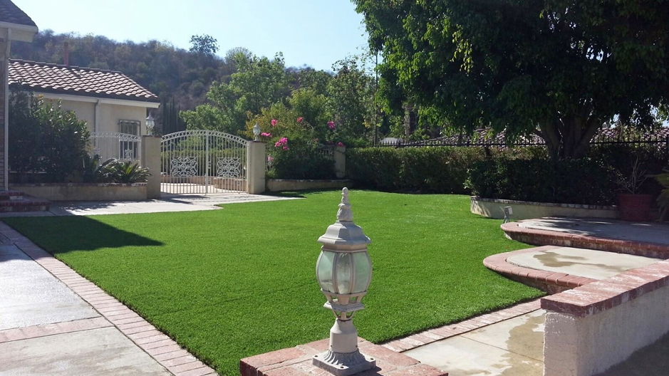 Artificial Grass Installation In Woodland Hills, California