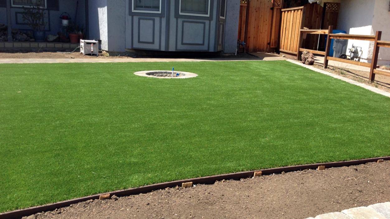 Artificial Grass Installation in Concord, California