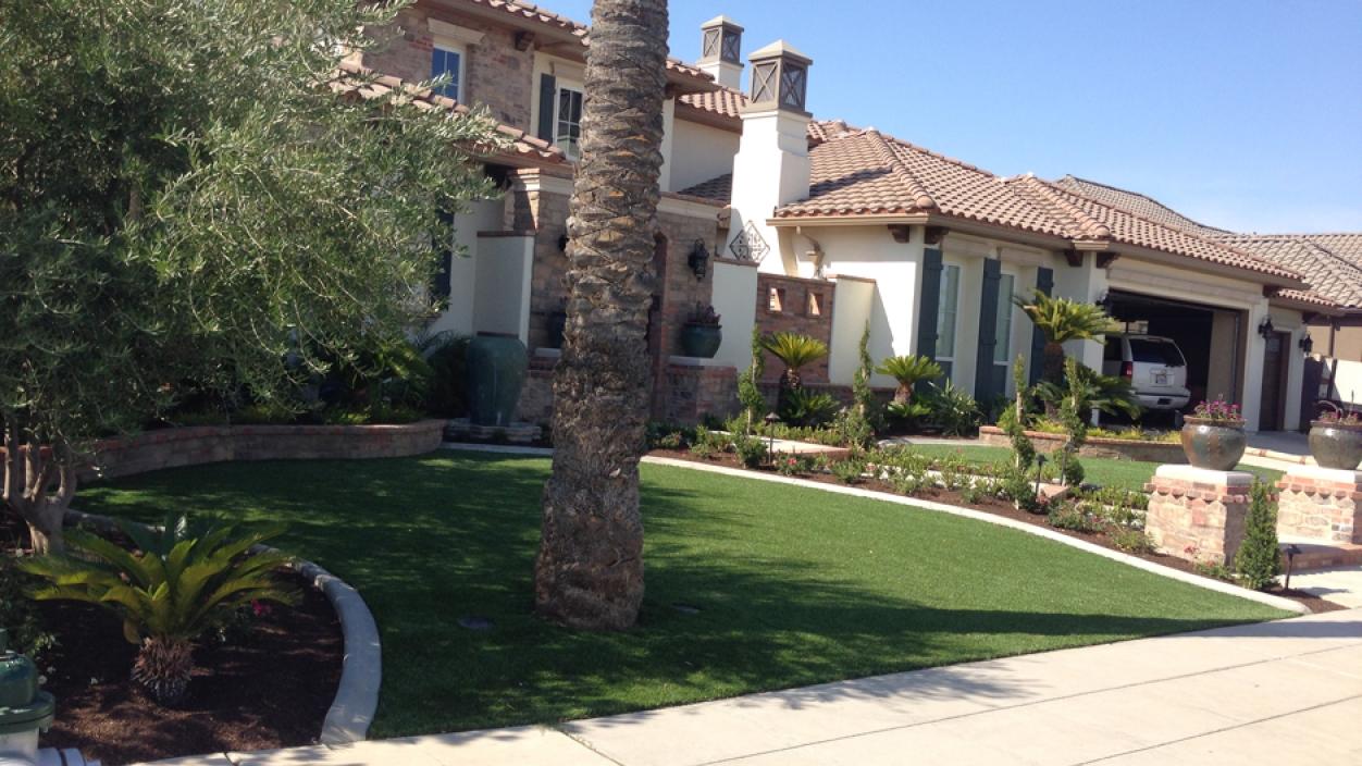 Artificial Grass Installation in Napa, California
