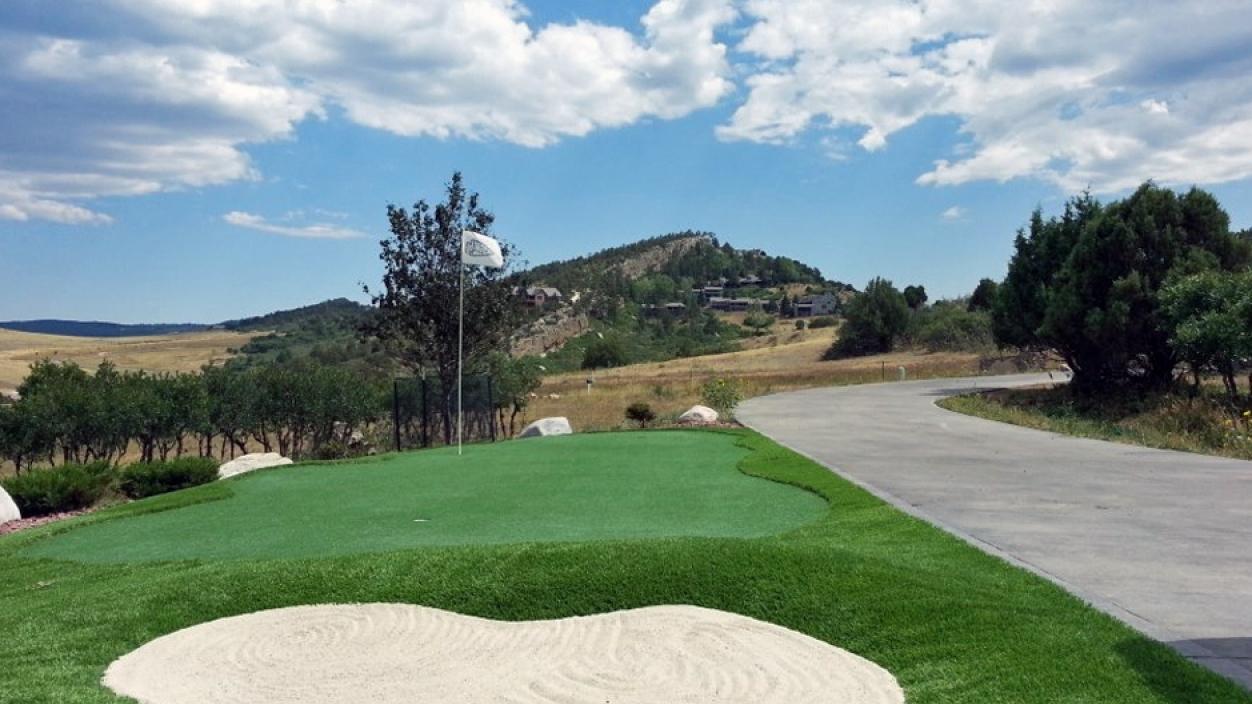 Artificial Grass Installation in Lakewood, Colorado