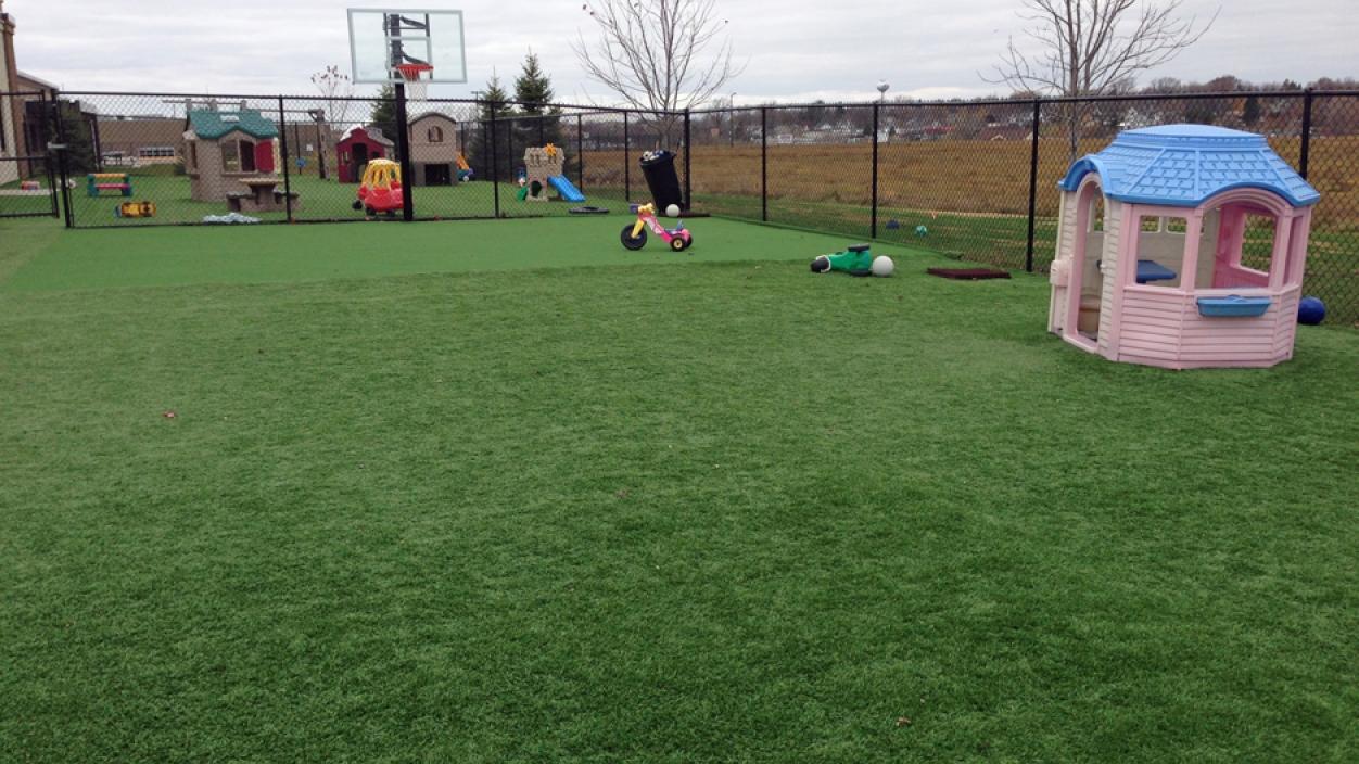 Artificial Grass Installation in Saint Paul, Minnesota