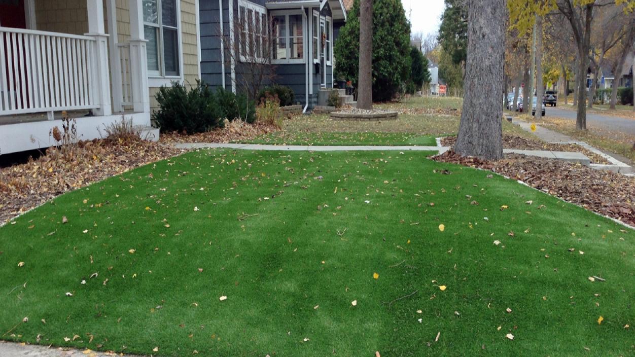 Artificial Grass Installation in Rochester, Minnesota