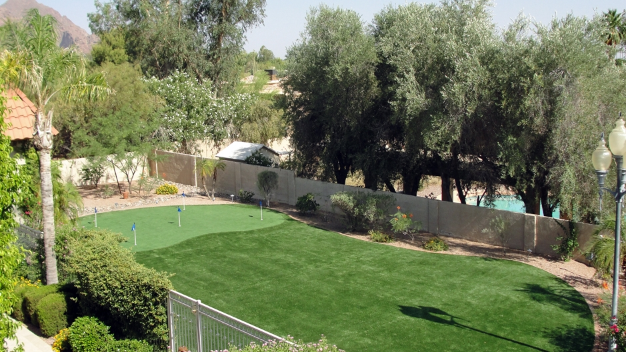 Artificial Grass Installation in Peoria, Arizona