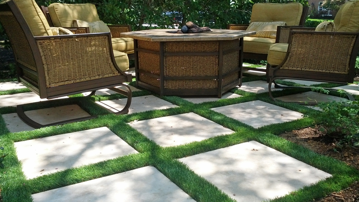 Artificial Grass Installation in Lewisville, Texas