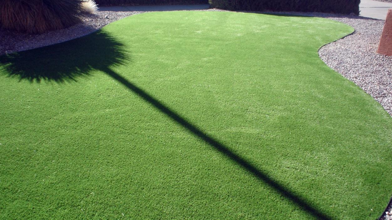 Artificial Grass Installation in Rio Rancho, New Mexico