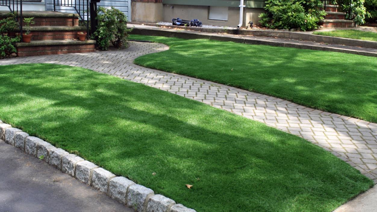 Artificial Grass Installation in Cliffside Park, New Jersey