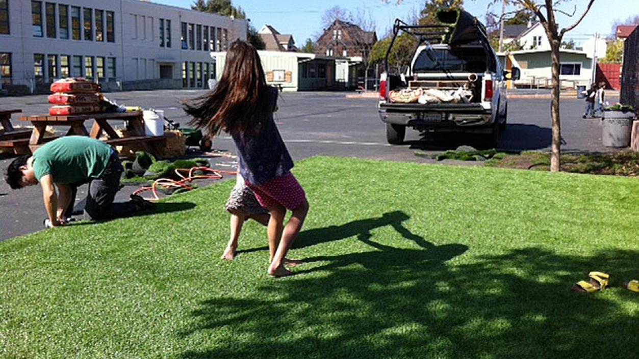 Artificial Grass Installation in El Cerrito, California