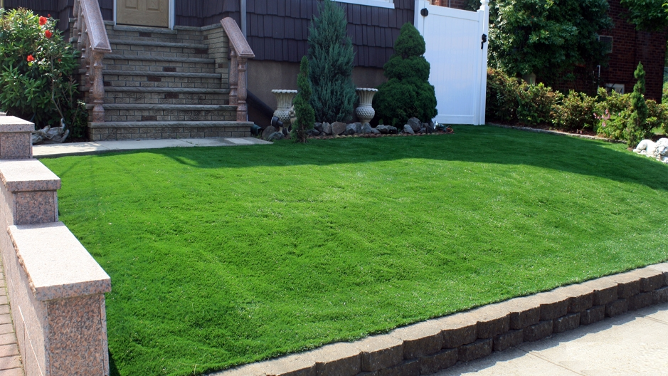 Artificial Grass Installation in Maywood, New Jersey