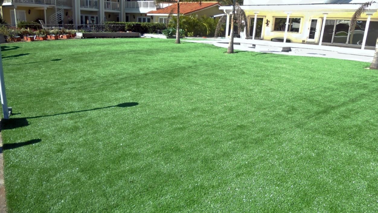 Artificial Grass Installation in Palm City, Florida