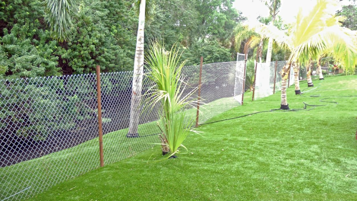 Artificial Grass Installation In Brandon, Florida