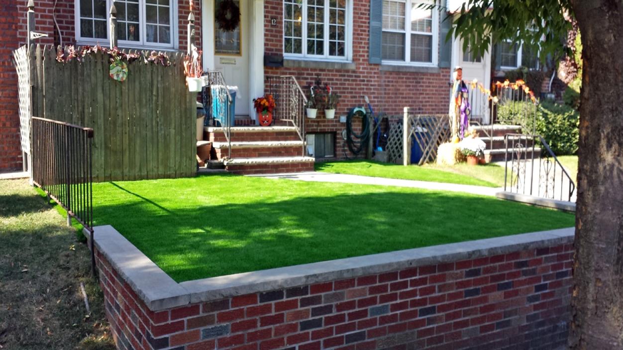 Artificial Grass Installation in Colleyville, Texas