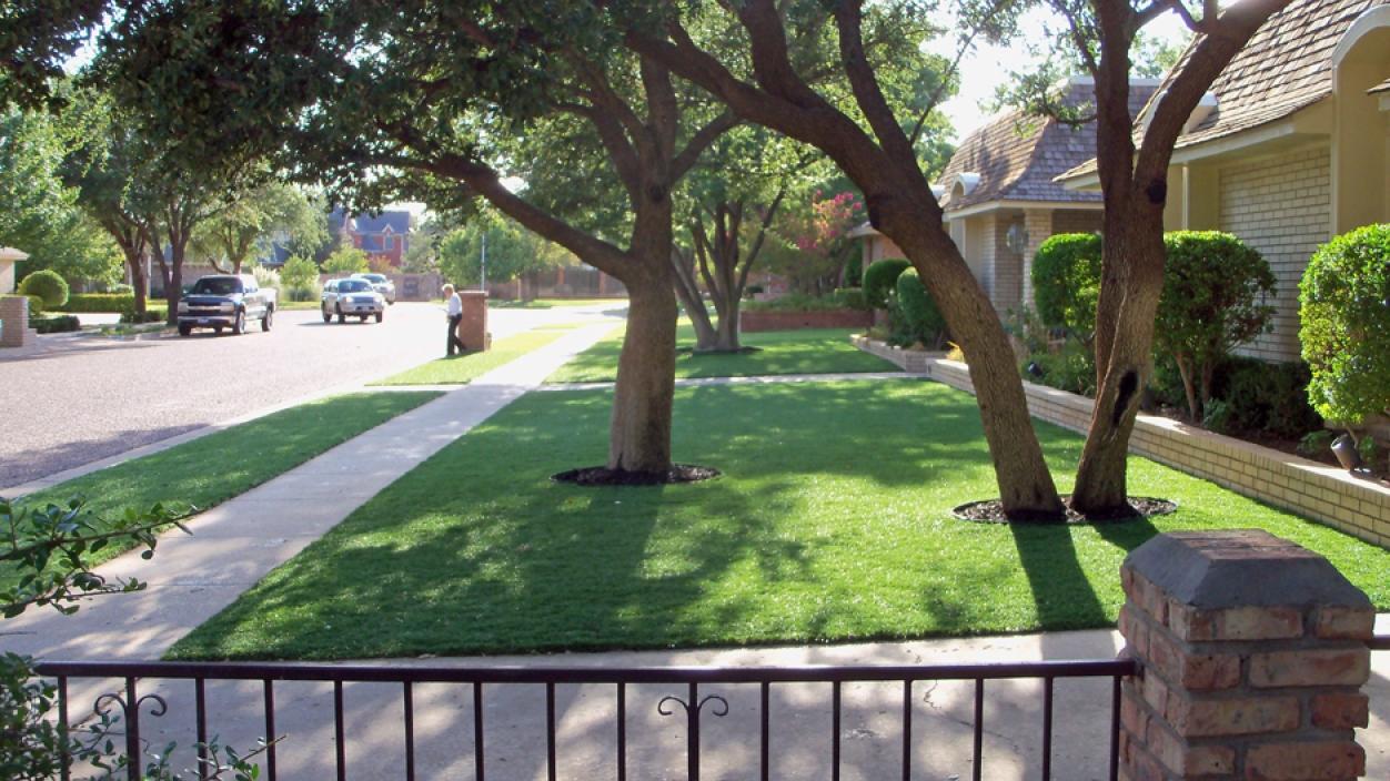 Artificial Grass Installation in Sugar Land, Texas