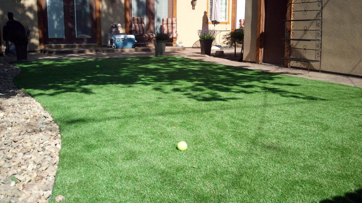 Artificial Grass Installation in Mountain View, California