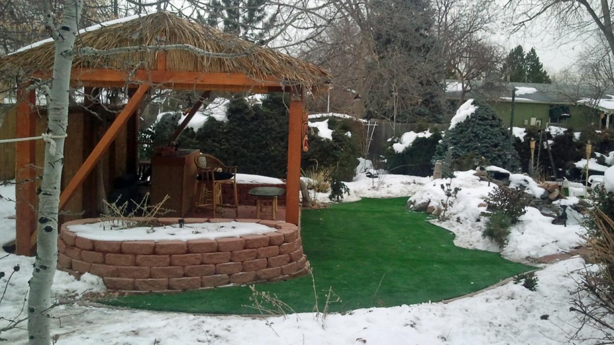 Artificial Grass Installation in Parker, Colorado