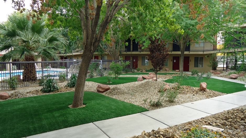 Artificial Grass Installation in Vacaville, California