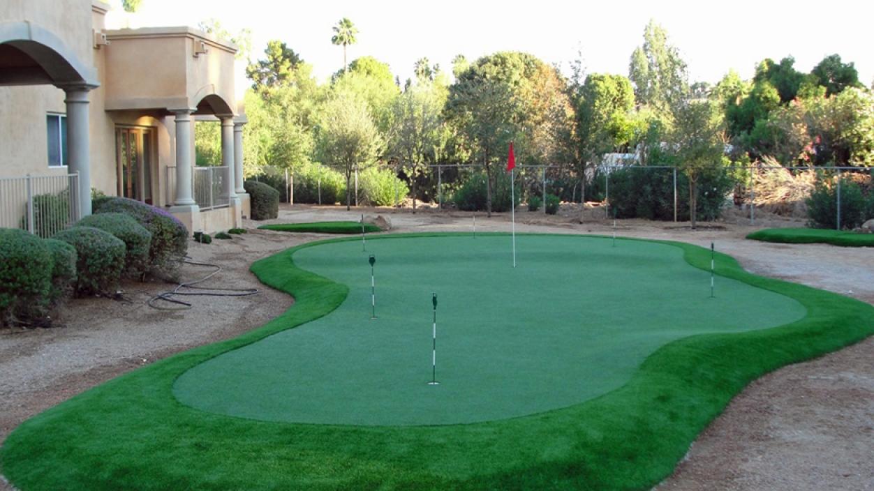 Artificial Grass Installation in Sun City West, Arizona