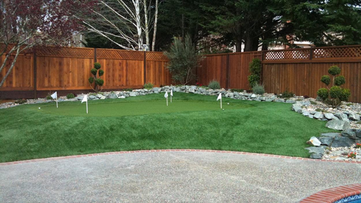 Artificial Grass Installation In Arroyo Grande, California