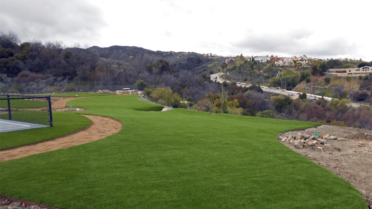 Artificial Grass Installation in Valencia, California