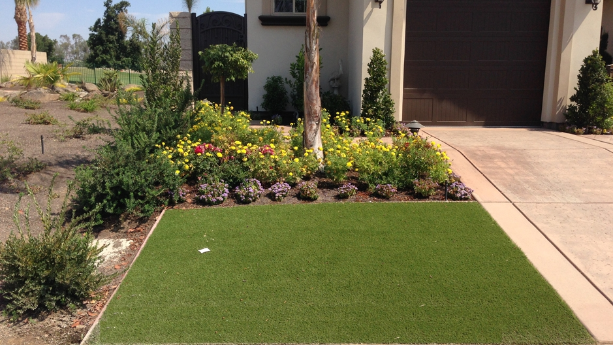 Artificial Grass Installation in Vallejo, California