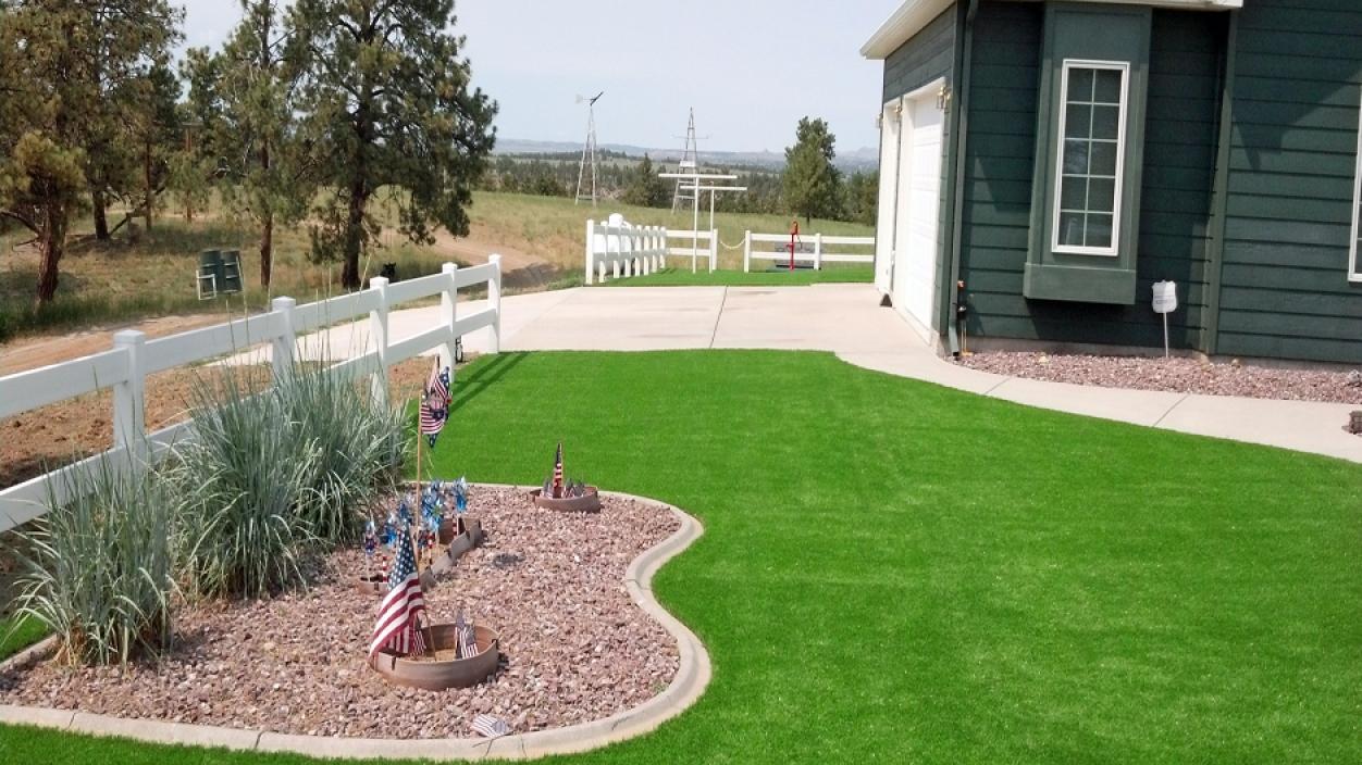 Artificial Grass Installation in Rapid City, South Dakota