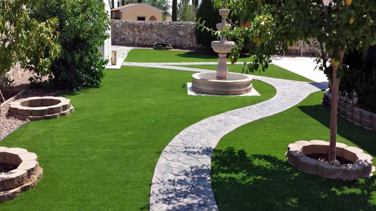 Artificial Grass Installation in Laredo, Texas