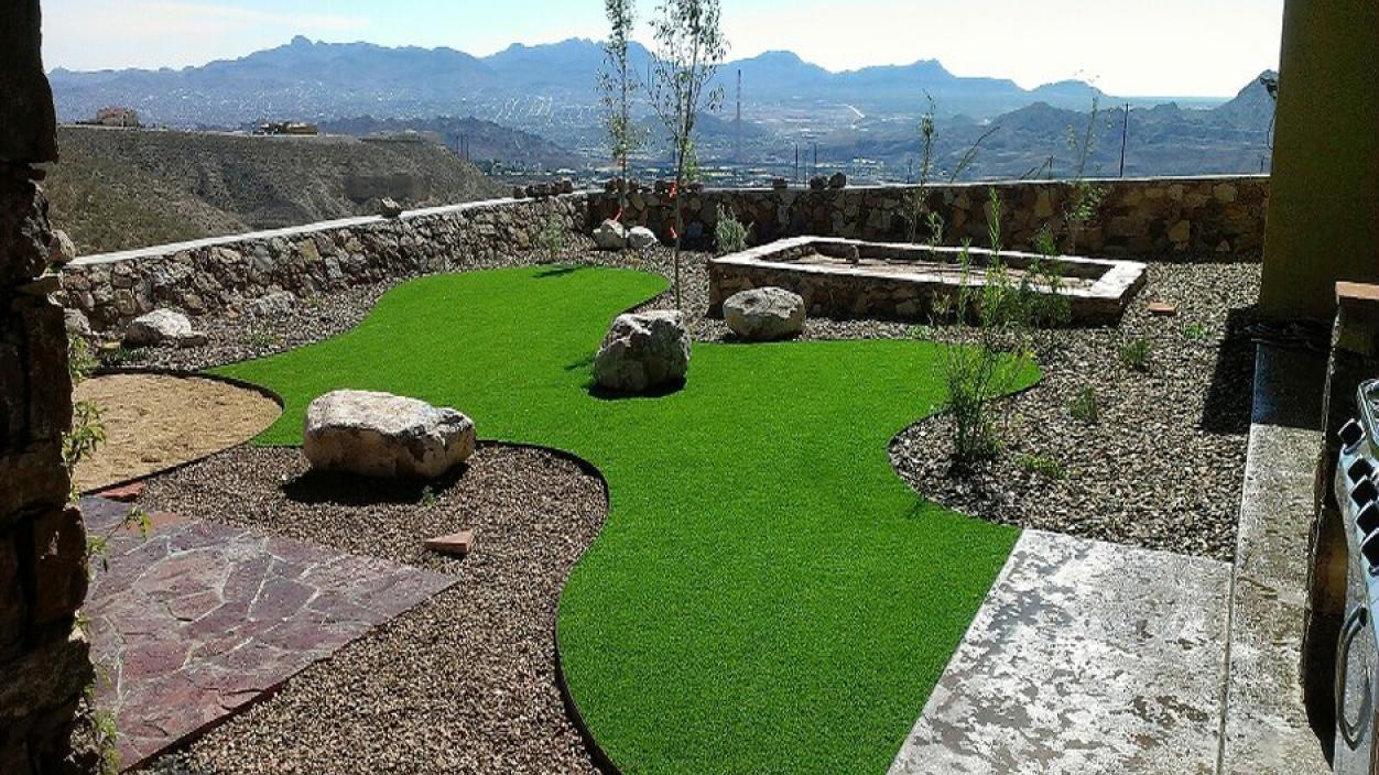 Artificial Grass Installation in Garland, Texas