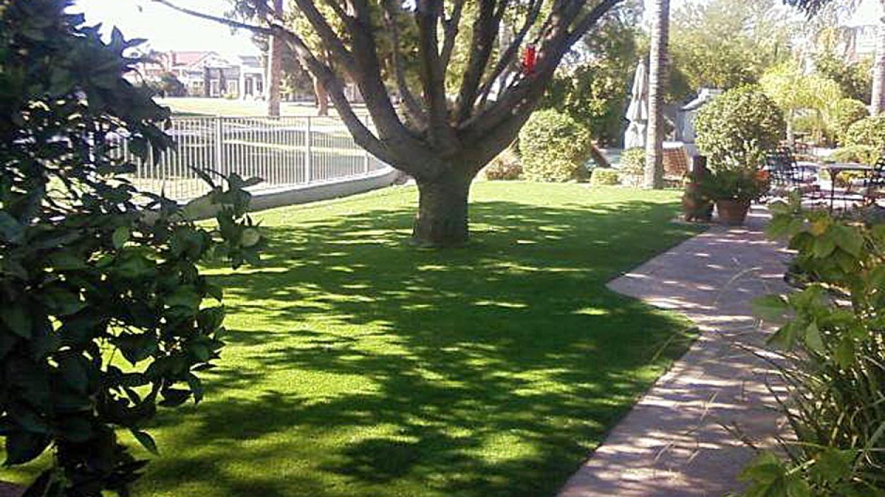 Artificial Grass Installation in Chino Hills, California