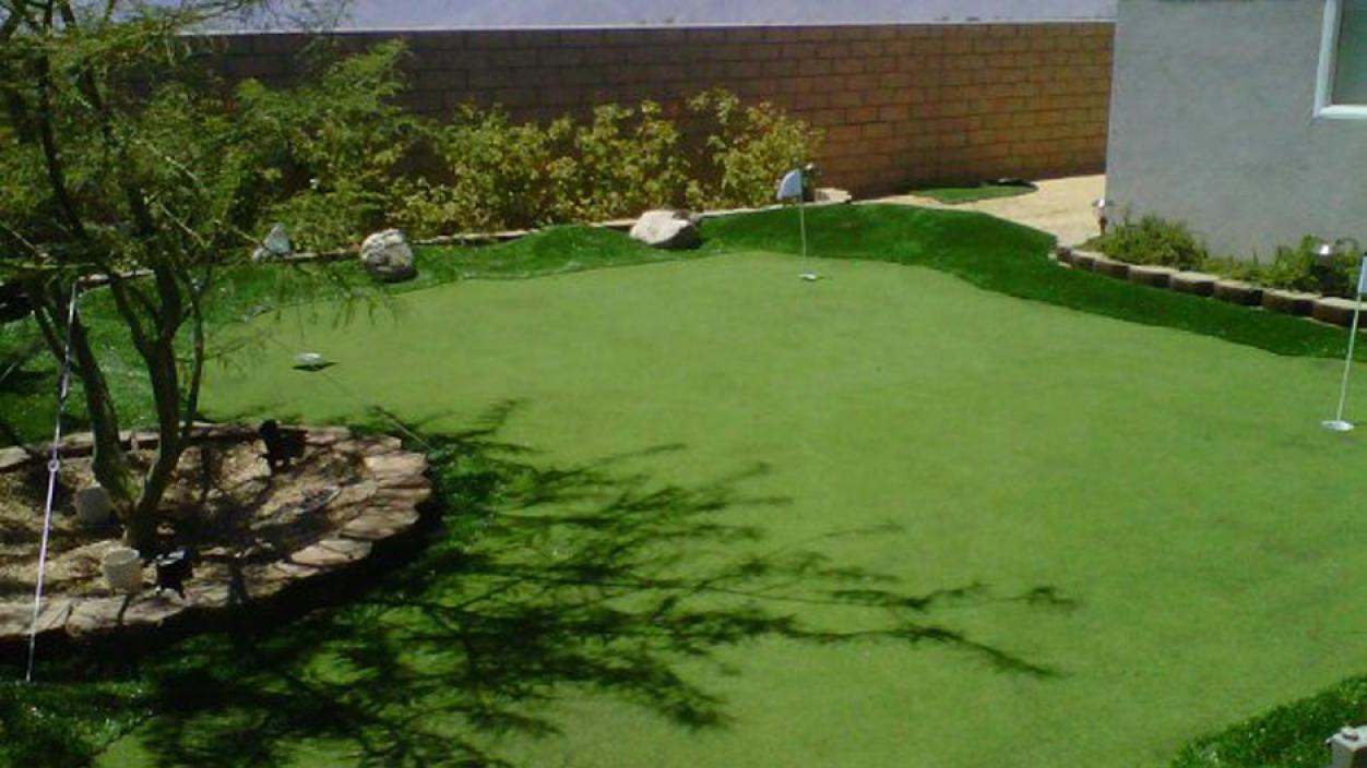 Artificial Grass Installation in Yuma, Arizona