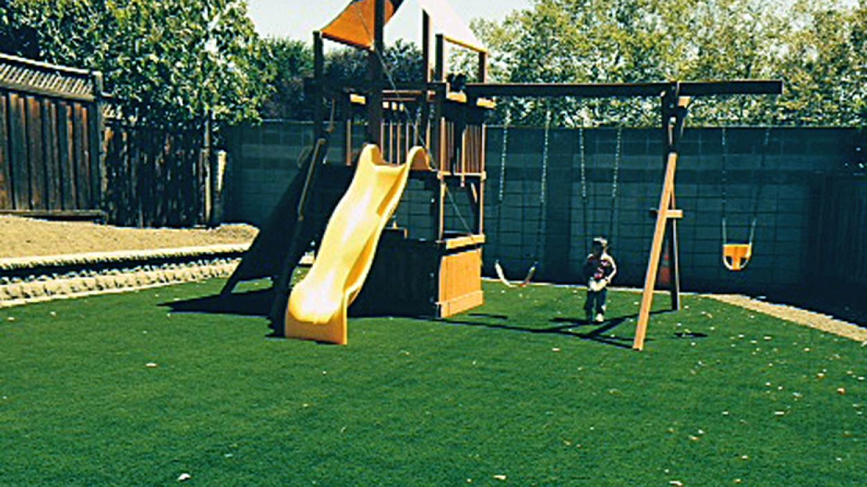 Artificial Grass Installation in Albany, California