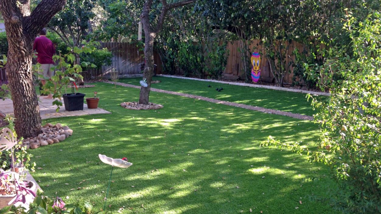 Artificial Grass Installation in Frisco, Texas