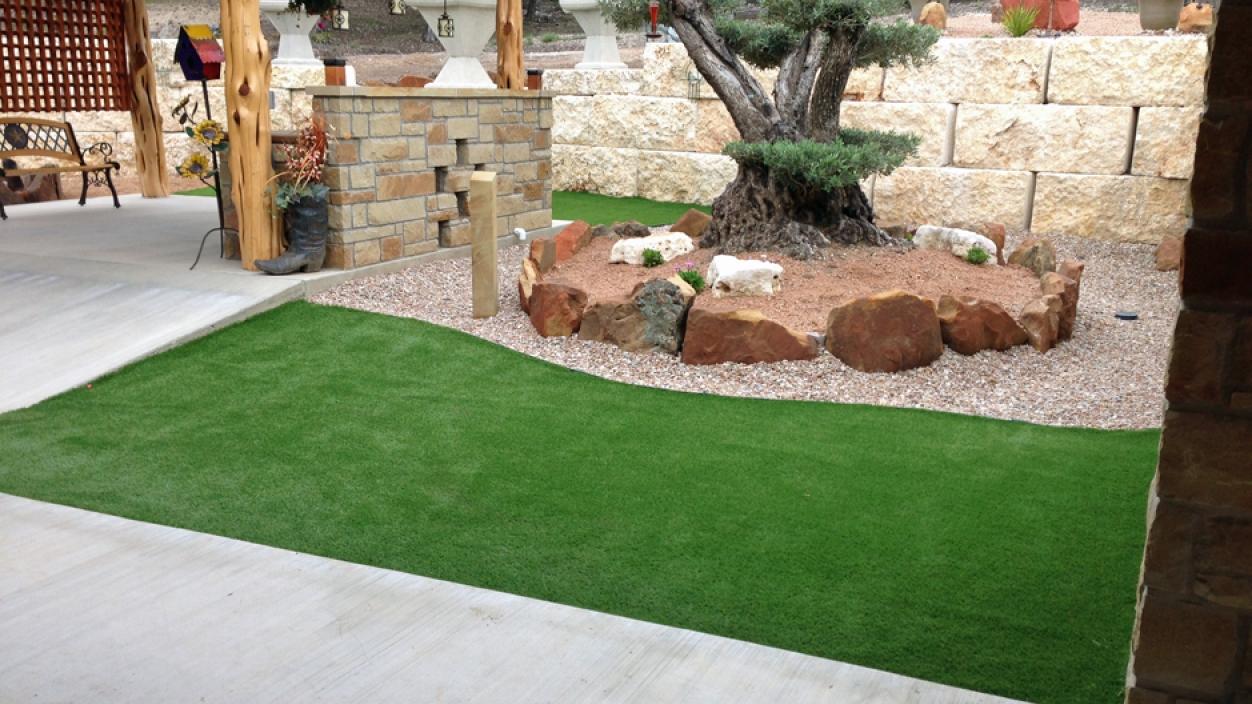 Artificial Grass Installation in Keller, Texas