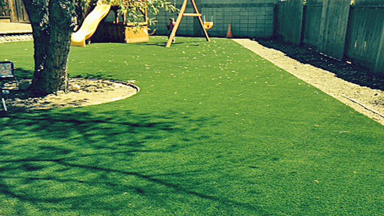 Artificial Grass Installation in Pinole, California