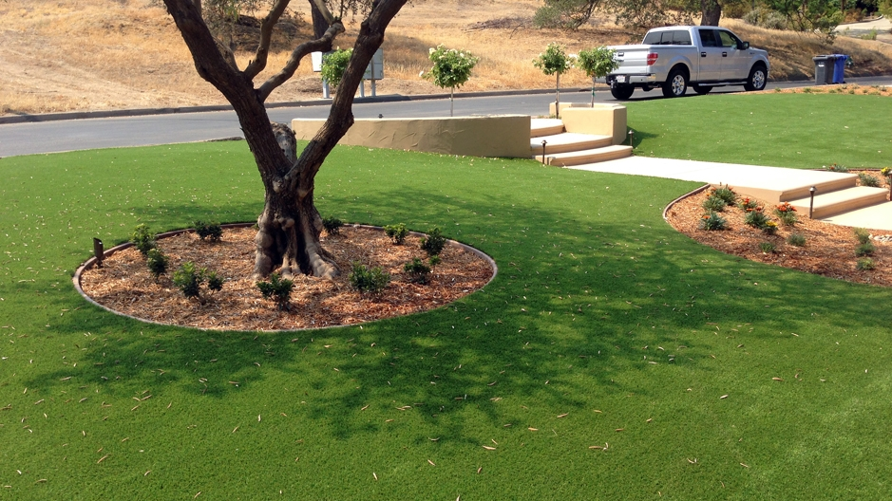 Artificial Grass Installation in Vista, California