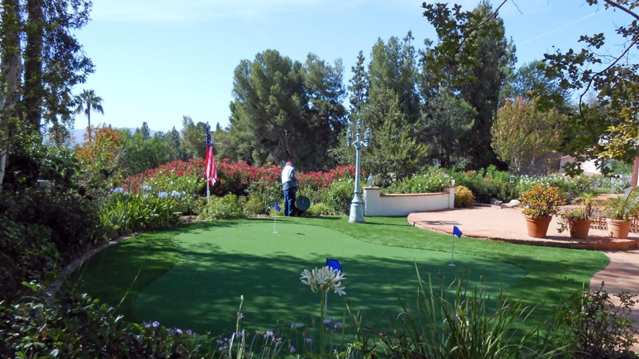 Artificial Grass Installation in Moreno Valley, California