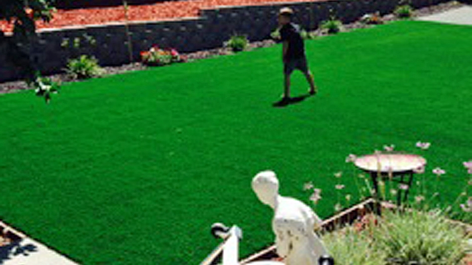 Artificial Grass Installation in Palmdale, California
