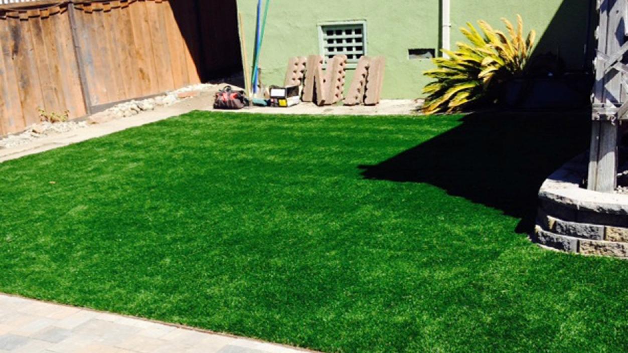 Artificial Grass Installation in Escondido, California