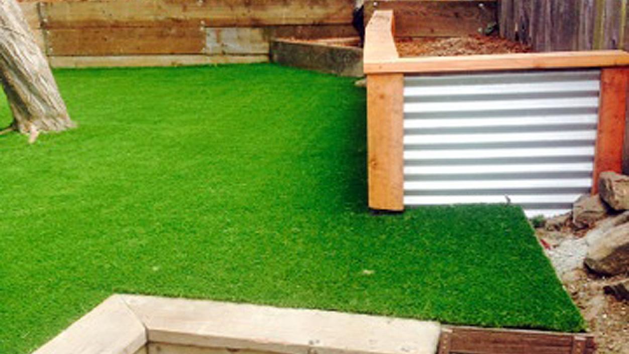 Artificial Grass Installation in Waco, Texas