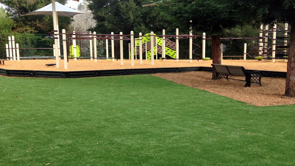 Artificial Grass Installation in Downey, California