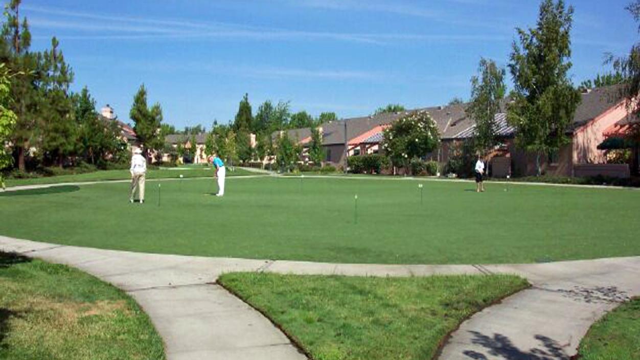 Artificial Grass Installation in Carlsbad, California