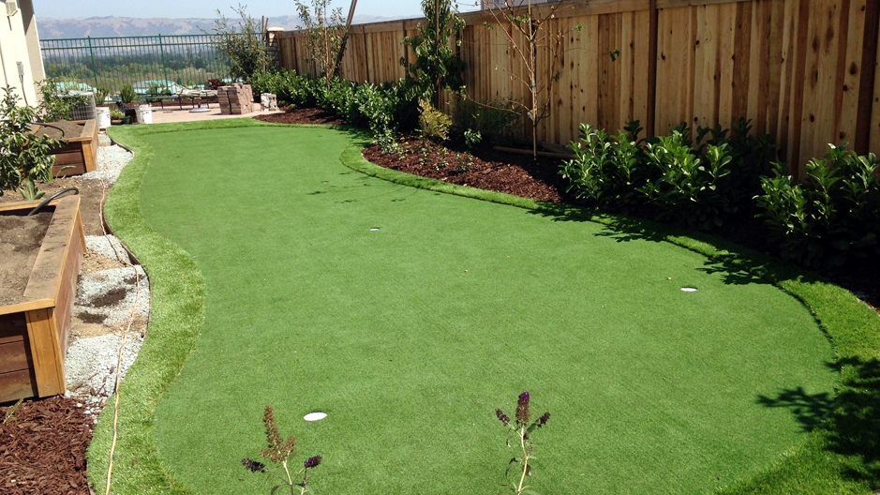 Artificial Grass Installation in West Covina, California