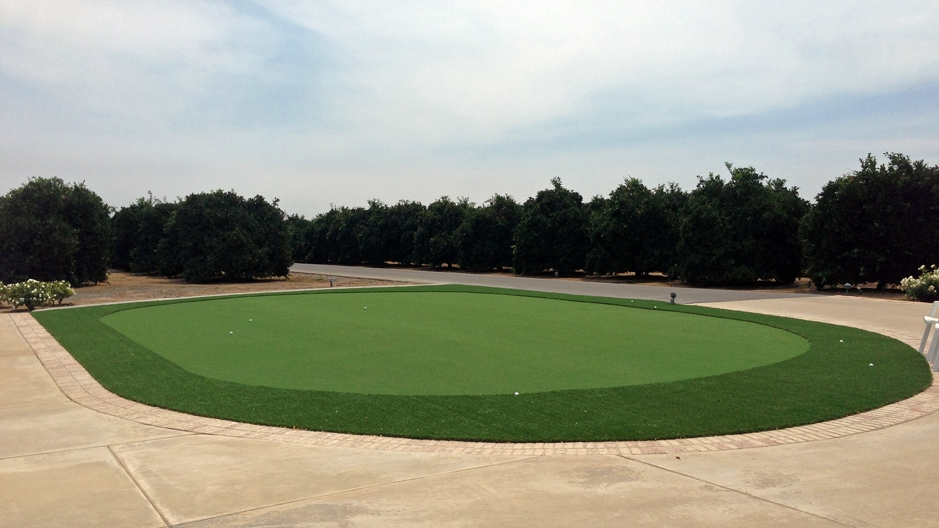 Artificial Grass Installation in Seaside, California